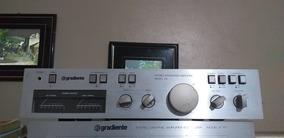 Amplificador Gradiente S126