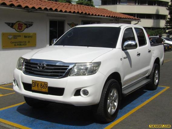 Toyota Hilux Mt 2.5 Diesel 4x4