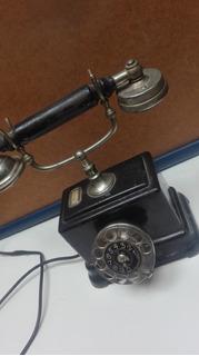Telèfono Antiguo, A Disco, Funcionando Perfectamente