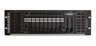 Consola Dmx American Pro Tecshow Navegator 2 O 3
