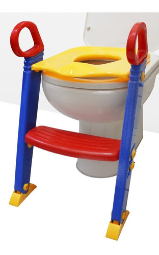 Assento Redutor Escada Vaso Sanitário Desfralde Privada