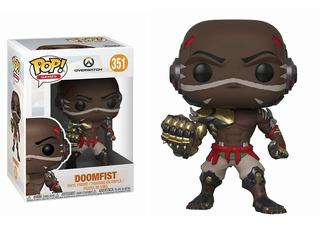 Funko Pop #351 Doomfist - Overwatch Blizzard - 100% Original