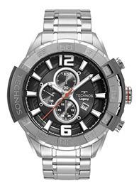 Relógio Technos Legacy Prata Os10fd/1c - Original