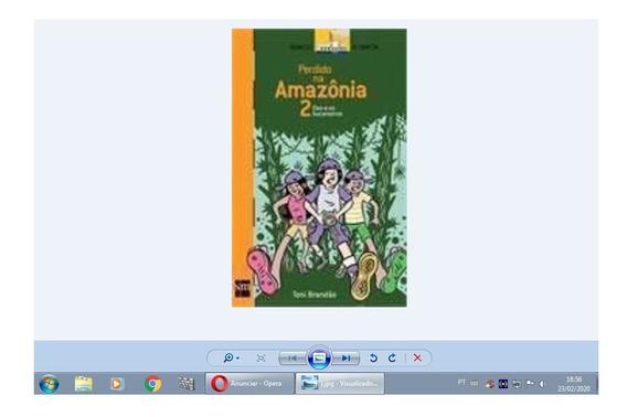 Livro: Perdido Na Amazonia 2 Dan Os Bucaneiros Toni Brandrão