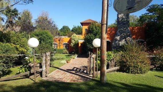 Excelente Restaurante Con Propiedad En Centro De Tomas Jofre