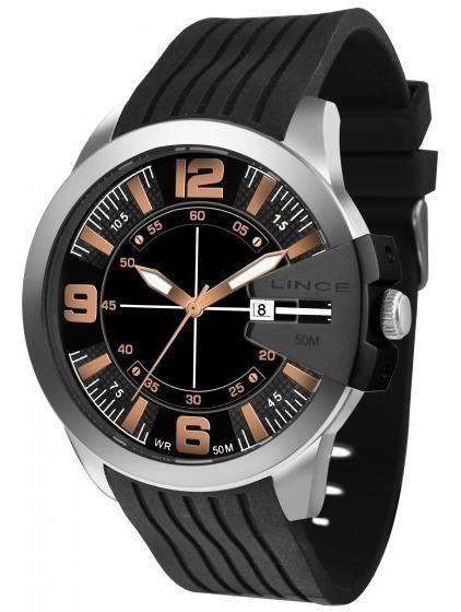 Relógio Masculino Lince Mrp4488s P2px - Refinado