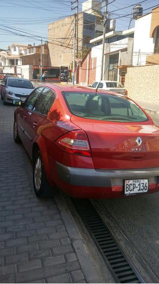 Renault Megane 2008 Versión 2009