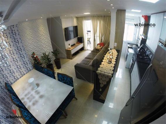 Apartamento Residencial À Venda, Centro, São Bernardo Do Campo. - Ap1417