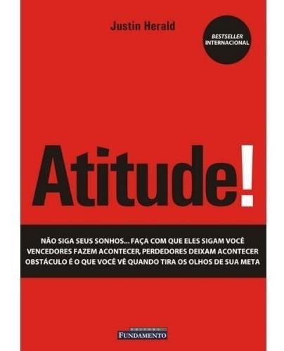 Coleção Atitude! - Volumes 1-2-3 E 4 - Completa