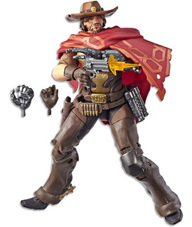Overwatch Ultimates Figure, Mccree