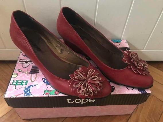 Zapato Taco Chino N* 38
