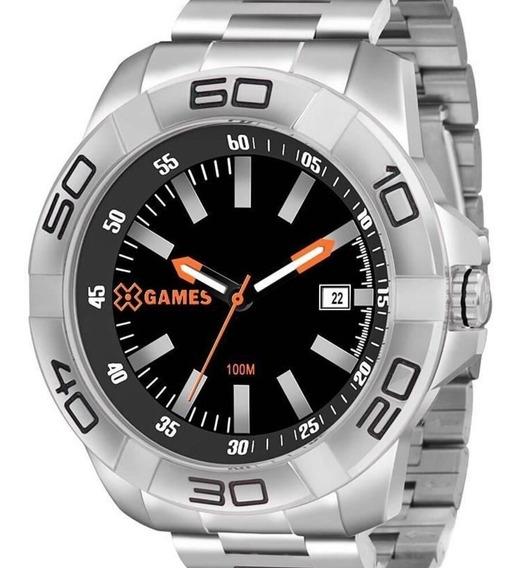 Relógio X-games Masculino Xmss1037 D1sx Re. Autorizada - Nfe