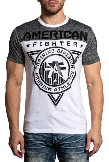 Remera American Fighter By Affliction Cannondale