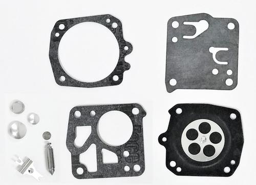 Imagem 1 de 3 de Kit Reparo Carburador Motosserra Husqvarna 61/268 Tillotson