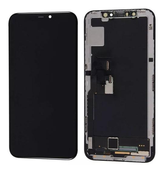 Display Pantalla Touch Celular iPhone X iPhone 10 Negro /e