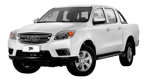 Pick Up Jac T6 4x2 Gasolina | Mod. 2020 - 0 Km Itaguí