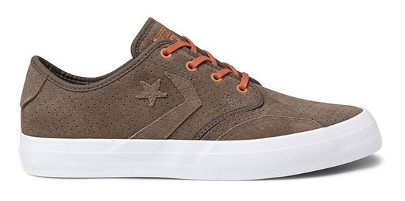 Tênis Converse All Star Zakim Marrom Skate Co01460001
