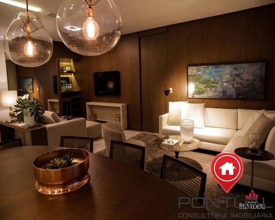 Apartamento Para Venda Edifício Belvedere (ref.:ap00078) - Ap00078 - 4972040