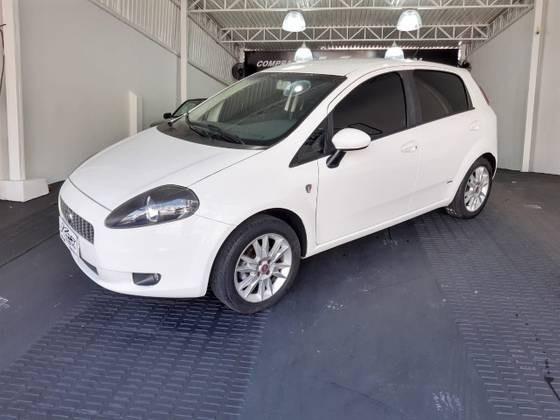 Fiat Punto 1.4 Attractive Italia 8v 2012