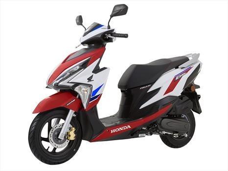Nuevamotocicleta Honda Elite125 2020 Tricolor, Negrayblanco