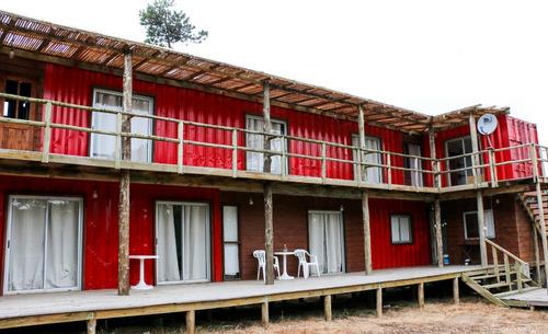 La Paloma Containers Suites Casa / Apartamento