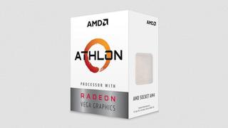 Cpu Amd Athlon 3000g Am4 Box - Pronet Uruguay