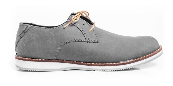 Zapatos Hombres De Vestir Urbano Náutico Con Cordones
