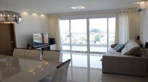Imagem 1 de 19 de Apartamento Residencial À Venda, Vila Castelo Branco, Indaiatuba - Ap0350. - Ap0350