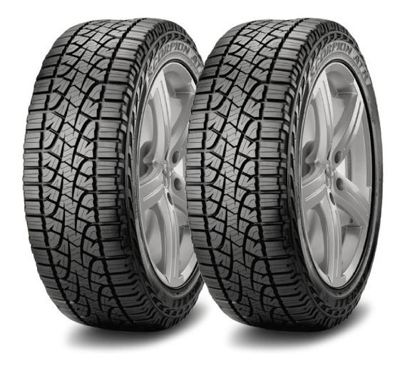 Kit X2 Pirelli 255/65 R17 Scorpion Atr Neumen Ahora18
