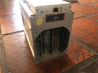 Minero Asic D3 Antminer Bitmain Sin Fuente Sin Coolers