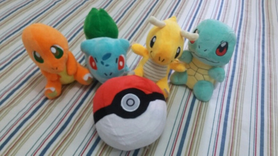 Pelucias Pokémon Musical