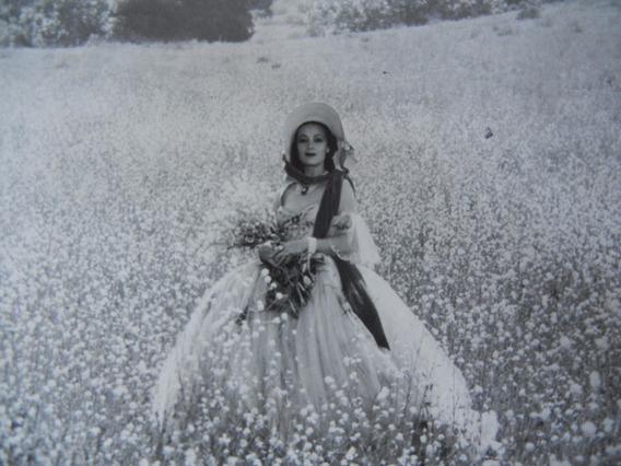 Antigua Fotografía 1934 Dolores Del Rio Madame Du Barry