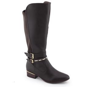 bee51d4f1 Bota Comfortflex Com Fivela - Sapatos no Mercado Livre Brasil