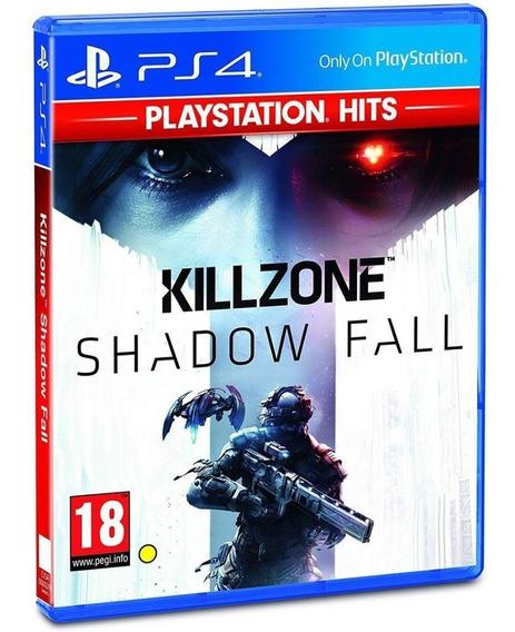 Killzone Shadow Fall - Midia Fisica Original E Lacrado - Ps4