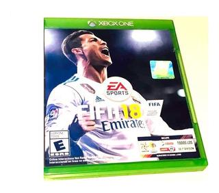 Fifa 2018 Superliga Fisico Usado Impecable Xbox One