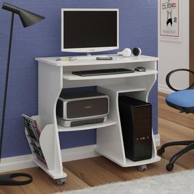 Mesa Para Computador 160 - Branco - Artely