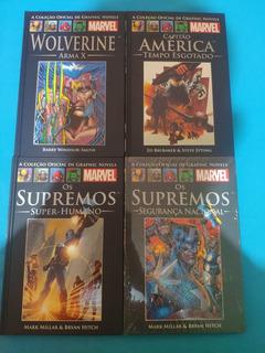 Hq Graphic Novels