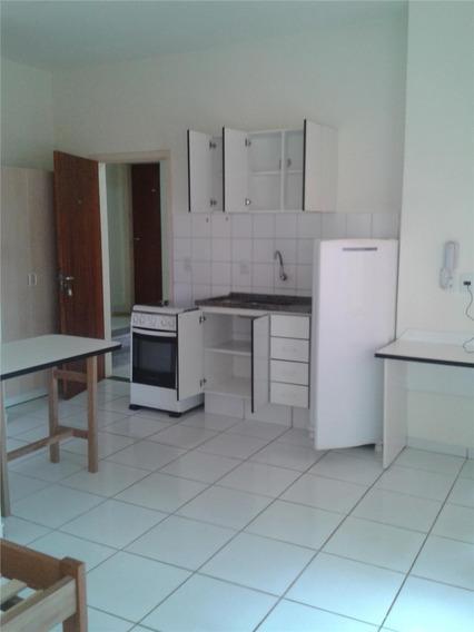 Kitnet Com 1 Dormitório Para Alugar, 25 M² Por R$ 1.150,00/mês - Cidade Universitária - Campinas/sp - Kn0079