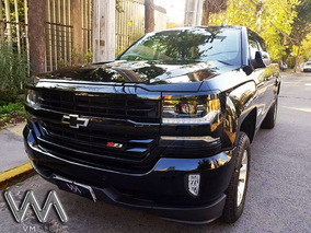 Chevrolet Silverado Ltz 5.3cc Midnight Edition Año 2018