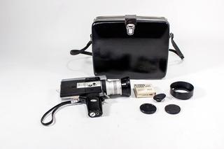 Canon Auto Zoom 518 Sv Super8 Camara