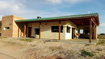 Chacra De 1 Hectárea Con Casa Nueva En Zona Residencial