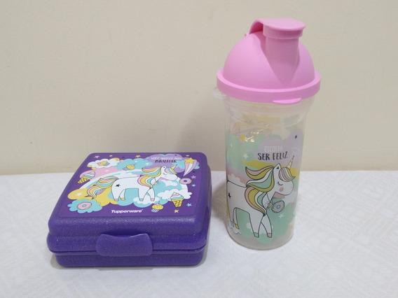 Kit Infantil Vários Modelos Tupperware
