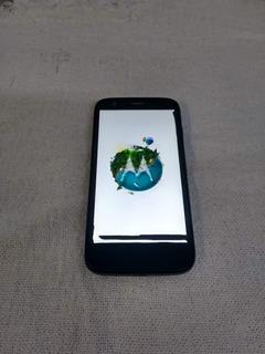 Celular Motorola Moto G1 - 8 Gb - Com Problema Na Tela -leia