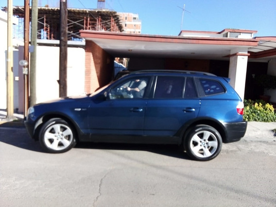 Blindada 2005 Bmw X3 Nivel 2 Blindado