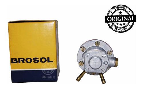 Bomba Combustível Solex  Fusca 1300/ 1500/ Bras Tipo Orig Vw