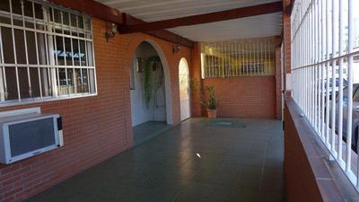Casa Com 2 Dorms, Parque São Vicente, São Vicente - R$ 350.000,00, 120m² - Codigo: 10477 - V10477