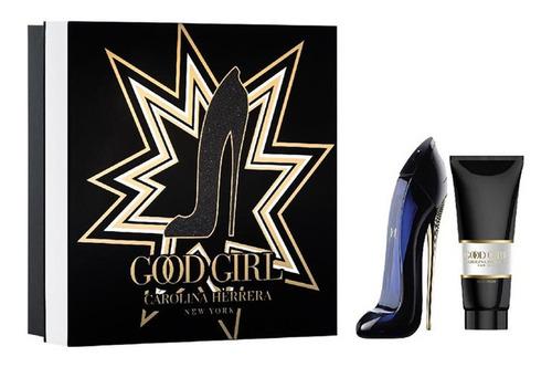 Imagen 1 de 1 de Set Good Girl Edp 80 Ml + Bl 100 Ml Carolina Herrera
