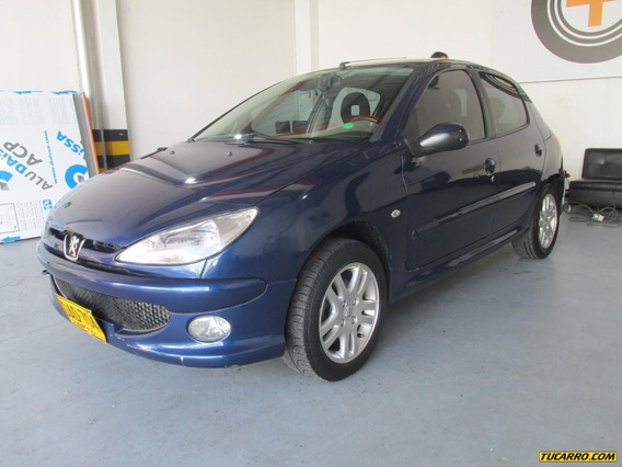 Peugeot 206 1.6