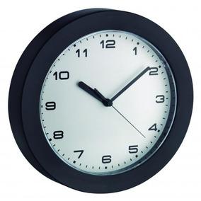 Relógio De Parede Alemão Preto