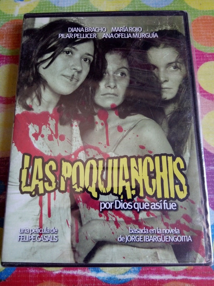 Dvd Las Poquianchis Diana Bracho Sellado